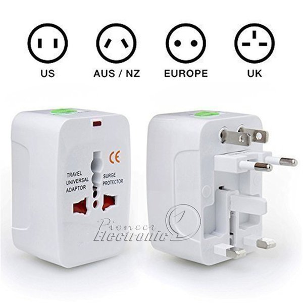 US UK EU AU AC Plug