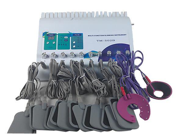 Alta qualità Portatile EMS Micro elettroterapia elettrica a raggi infrarossi EMS Stimolatore muscolare Decine EMS Fitness Machine Perdita di peso