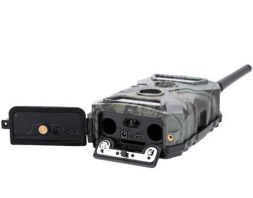 2.6 CM GPRS Cámaras salvajes 1080 P HD Aire libre Caza Cámaras de juego GSM MMS Trail Cámaras Envío Gratis