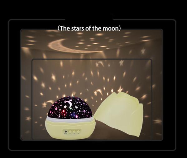 L'étoile de la lune
