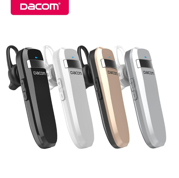 Dacom K2 Headset Wireless Bluetooth Earbuds Earphones Headphones with Mic For iphone samsung Office Business Workout Driver Trucker