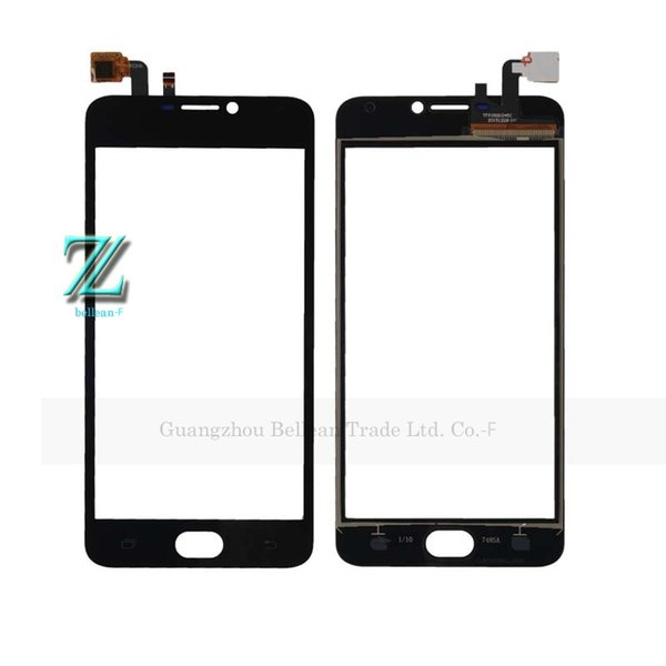 Wholesale- 100% Warranty For Blackview BV2000 Touch Screen Digitizer Glass Panel Assembly Replacement Black Free Shipping With Tools 1Pcs