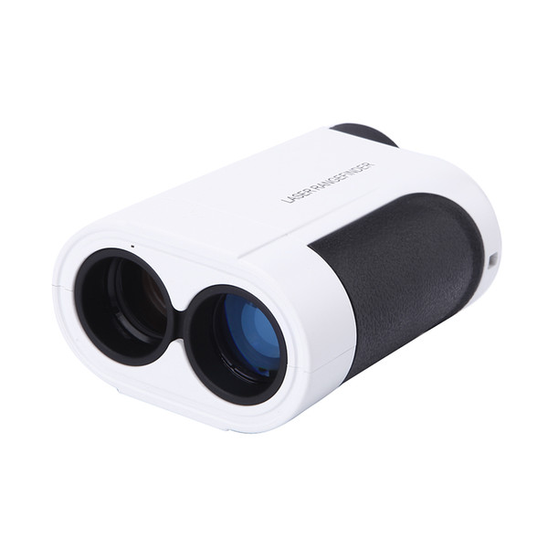 YIERYI Handheld 5-600m Monocular Laser Rangefinder Telescope Distance Meter Range Finder Golf Hunting Distance Measurement Tool