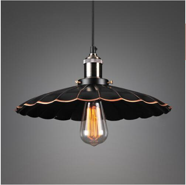 New design Retro Vintage Droplight Pendant Light Lamp Lighting Decoration Ceiling Lamp Living Room Restaurant Lights Aluminum TB-117