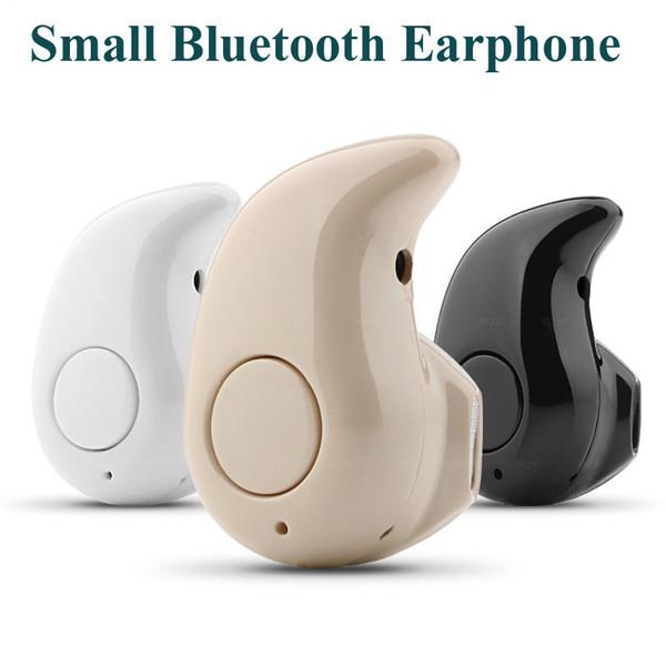 S530 Bluetooth Kopfhörer Stereo Licht Stealth Mini Wireless Kleine Kopfhörer Headset Ohrhörer Mit Mic Ultra-kleine Versteckte Universal EAR191