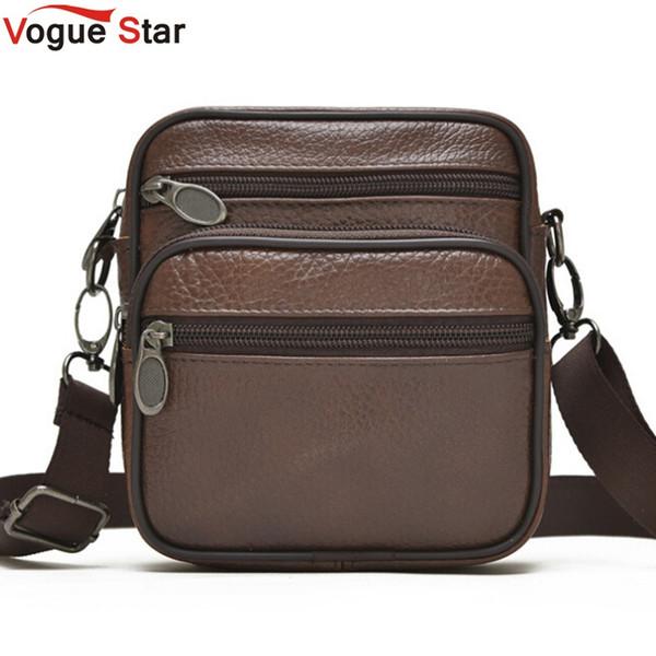 2016 Men Genuine Leather Messenger Bags Men Bag For Small Shoulder ...