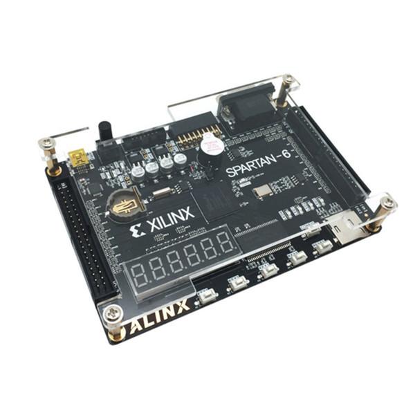Xilinx FPGA Board spartanisch FPGA Entwicklungsboard Xilinx spartan6 XC6SLX9 mit 256Mb SDRAM EEPROM FLASH SD Karte Kamera VGA