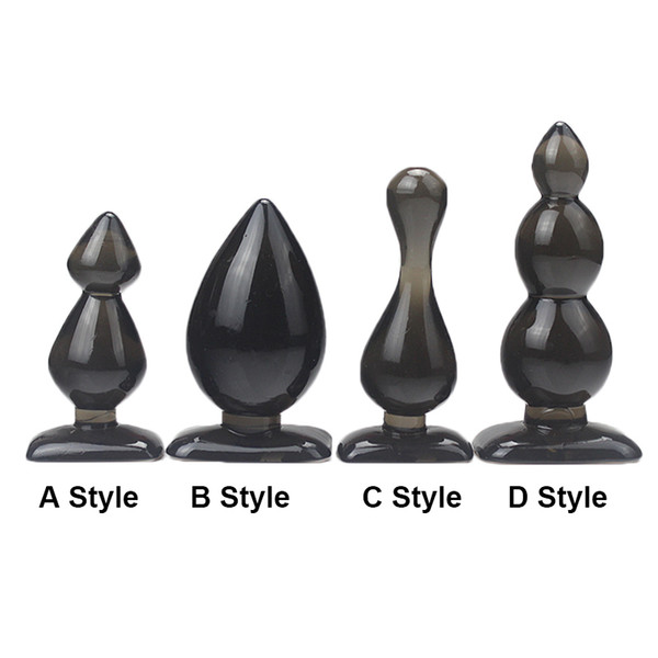 35mm/40mm/50mm Diameter Big Size Anal Plug Sex Toys for Men Woman Flexible Butt Plug Buttplug Anal Beads Sex Toys Cheap New 17901