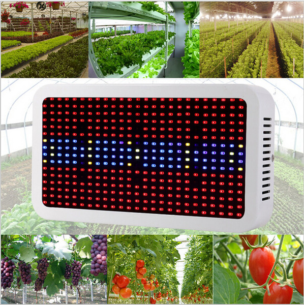 LED Grow Lights Full Spectrum 400W grow tent Indoor Plant Lamp For Plants Vegs Hydroponics System Grow/Bloom Flowering and growing