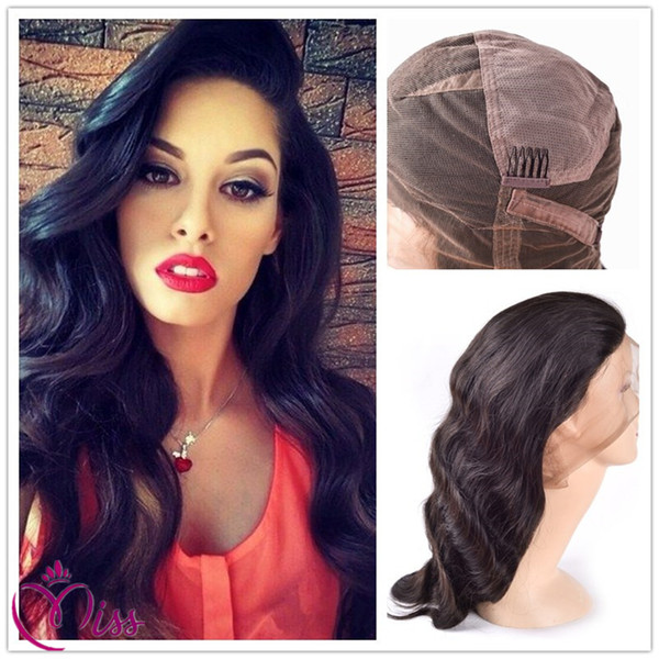 10A Brazilian Full Lace Human Hair Wigs For Black Women New Fashion Body Wave Lace Front Human Hair Wigs Glueless wholesale