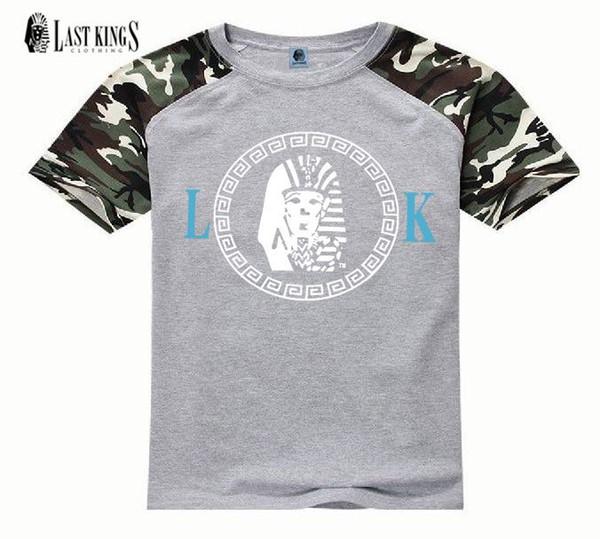 s-5xl Summer Men T Shirts LK Top Tees Short Sleeve Cotton O-Neck Casual Print Plus Size Lastkings T-Shirts