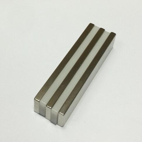 2 UNIDS Bloque Magnético 89mmx17.8mmx5mm N52 Imanes de Neodimio Tierra Rara Permanente Super Fuerte Nuevo Modelo de Artesanía