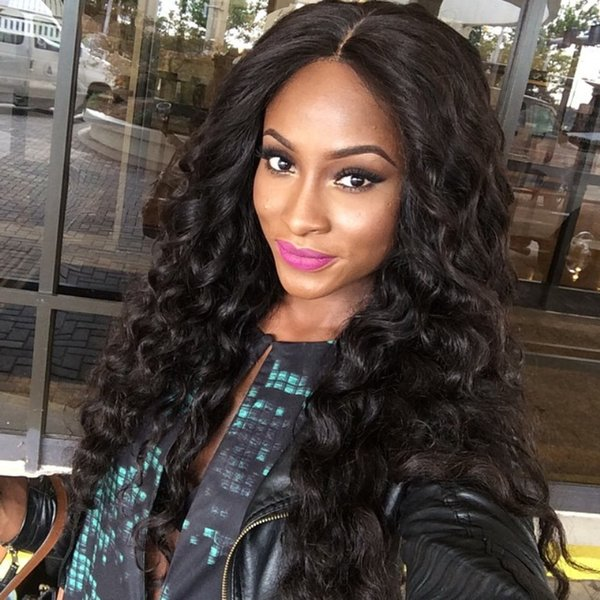 8A Full Lace Human Hair Wigs for Black Women Glueless Full Lace Wigs Malaysian Hair Big Curly Lace Front Human Hair Wigs