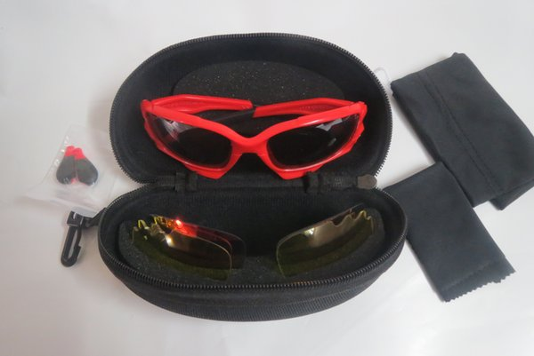 neue Männer Sonnenbrillen Fahrrad Radfahren Brillen Gläser Sport UV400 3 Objektiv Frauen Sonnenbrille Objektiv Schutzbrillen 22 Farben