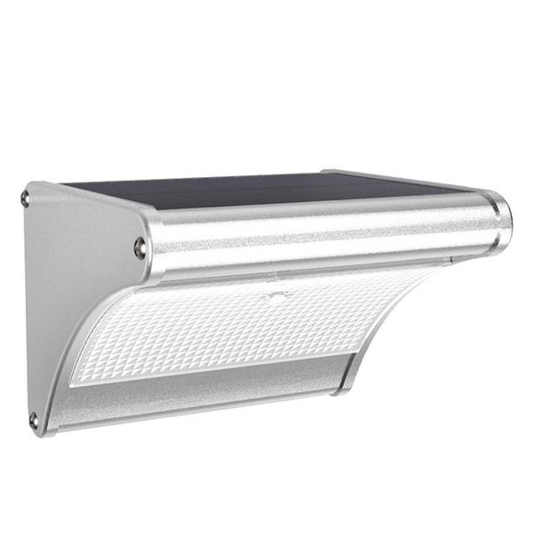 Solar LED Wall Lamp 6000mAh 8W Motion Sensor Solar lights Security Night Light Wireless Solar Powered Wall Lamp For Outdoor Patio Garden