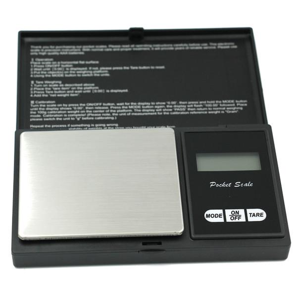 new Electronic Digital 200g x 0.01g Jewelry diamond Scale Balance Pocket Gram LCD Display kitchen weighting scales