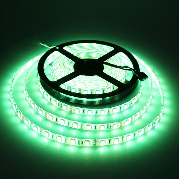 811# Bande à LED ruban souple vert  5m