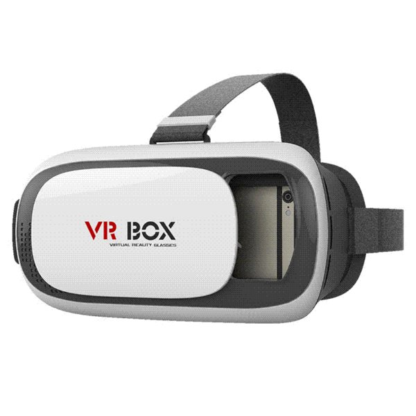 Google Cardboard VR BOX II 2 0 Version VR Virtual Reality 3D Glasses For  3 5 6 Smart Phone + Bluetooth Controller 3d Glass For Pc 3d Glasses Blue  Red