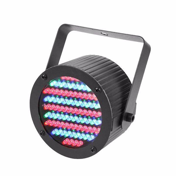 Envío gratis Pai lámpara 86 granos de la luz de fondo de la boda luz etapa teñido bar sala de conciertos de concierto de control de voz control de voz DMX