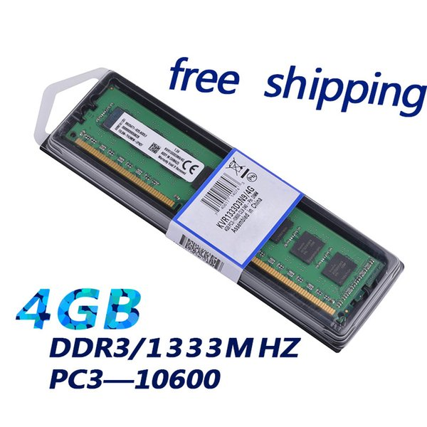2019 Brand New Sealed DDR3 1600mhz PC3 12800 4GB Desktop RAM Memory  Compatible With AMD Processor Or All MB / !!! From Kingmemorycompany,  $23 31 |