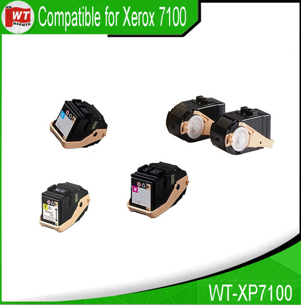 5//PK Compatible Set Xerox Phaser 7100 106R02599 106R02600 106R02601 106R02605