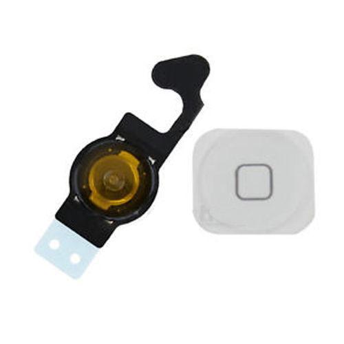 Ana Düğme Flex + Düğme Beyaz (5 adet) iPhone 5 5G