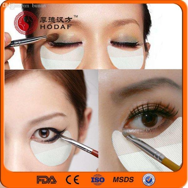 Wholesale Eye Shadow Shield Eyelash Guard Lash Pads Adhesive Free