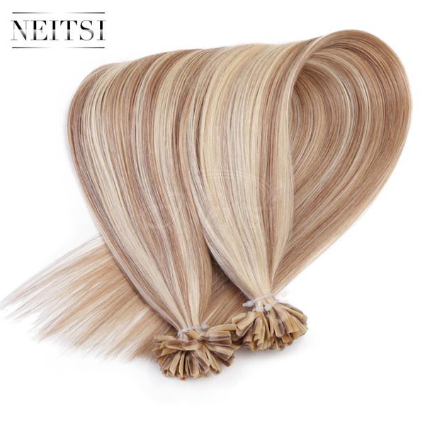 Neitsi 20\'\' Keratin Glue Nails Hair 25pcs/lot 25g P14/24# Piano ...