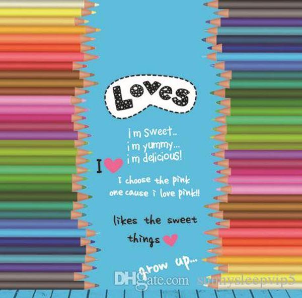 Colorful Pencil Blue Hue Children Fotografia Backgrounds Photo Studio Props 5X7ft Vinyl Cloth Photography Backdrops