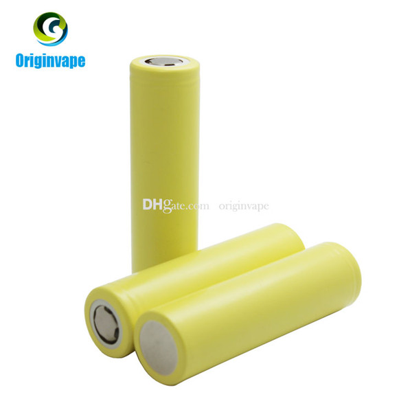 best selling Authentic HE4 18650 Battery 2500mah 35A IMR Lithium Rechargeable Batteries Using Chem Battery Cell Fedex Free Shipping