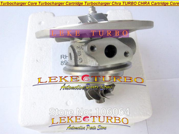 Turbo Cartridge CHRA RHF5 8971371098 hole distance=80mm Turbocharger For ISUZU Trooper Jackaroo For OPEL Monterey 98- 4JX1T 3.0L