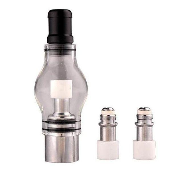 Dry Herb Wax Globe Vaporizer Pen Vapor Cigarettes Electronic Cigarette For EVOD Twist Dhl Freeshipping