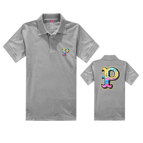 Pink dolphin-polo shirt number T-Shirt Man Breaking Bad T Shirt Men Walter White Cook Tops Heisenberg Men Tops Tees 2016 Summer Fashion New