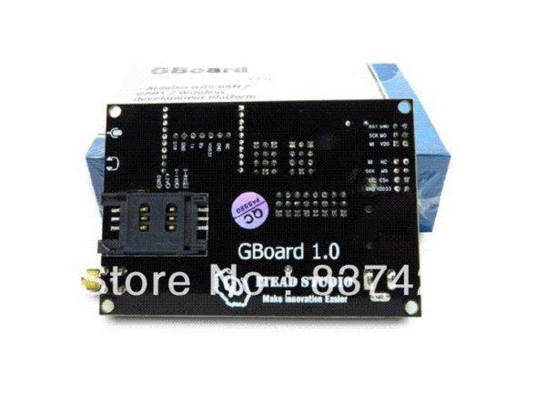 Compre Gsm Gprs Sim900 Módulo De Placa De Desarrollo Integrado De Aprendizaje Gboard Bordo Otros Componentes Electrónicos Barato Otros Componentes