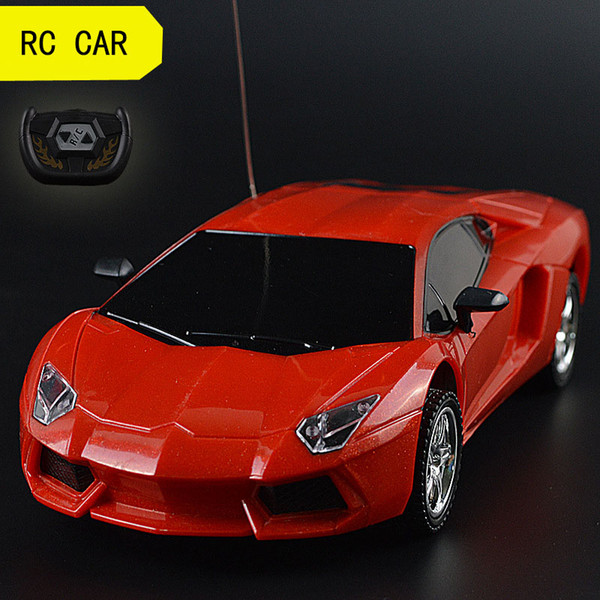 Wholesale-1/24 Drift Speed Radio Remote Control Car RC RTR Truck Racing Car Toy Xmas Gift Remote Control RC Cars