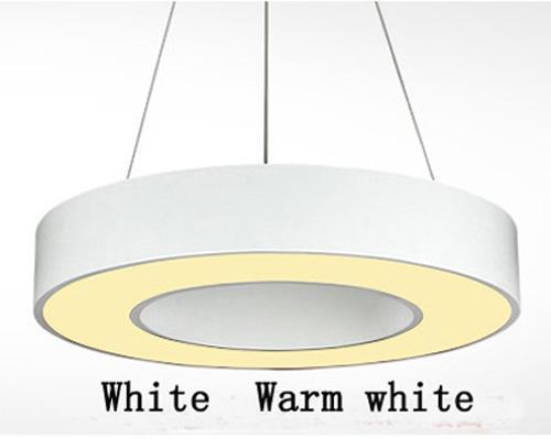 White Warm white