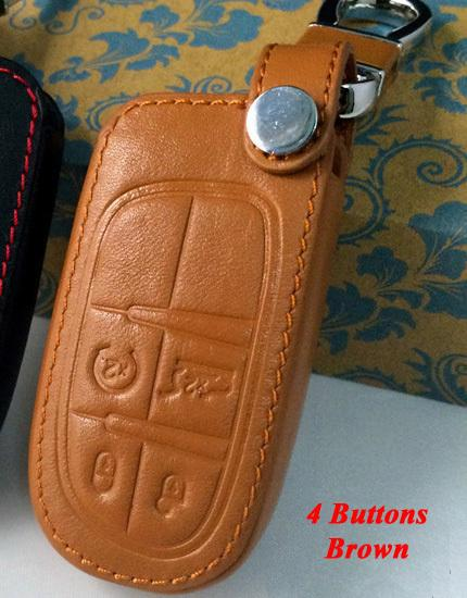 Brown 4 Button Smart