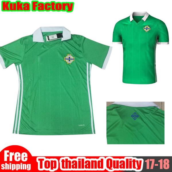18 new camiseta de futbol Northern Ireland soccer Jerseys Tuaisceart Eireann Football shirts McNAIR K.LAFFERTY DAVIS Jersey XXL 3XL