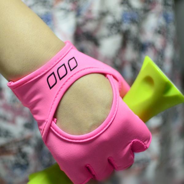 Luvas de ginásio por atacado para mulher spinning haltere força treinamento exercício equipamento guantes ginásio fitness esportes segurança halterofilismo