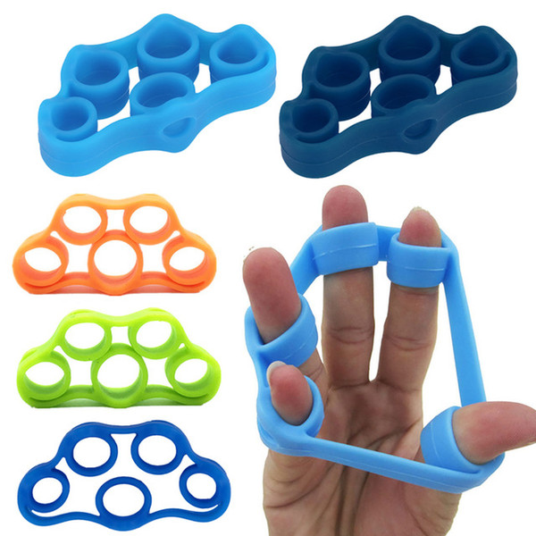 Finger Stretcher Hand Exercise Grip Strength Extension Wrist Fitness Training