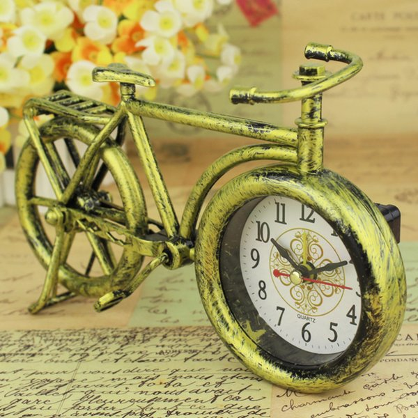 Bicycle Shape Alarm Clock Trendy Cool Style Clock Fashion Personality Worldwide Store