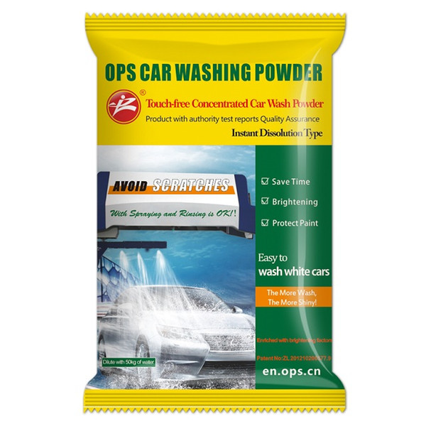 Ops Touchless Concentrated Car Wash Powder Car Wash Shampoo Best Car