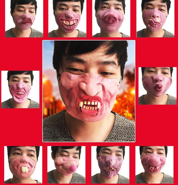 2016 Halloween Costumes Masks 11Styles Half Face Soft Latex Masks Big Kids Women Men Party Masks  sc 1 st  DHgate.com & 2018 2016 Halloween Costumes Masks 11styles Half Face Soft Latex ...