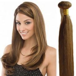 Brazilian Hair Virgin Human Hair Weaves Extensions 100% Human Hair High quality Indian Hair straight hair Wefts The Best virgin Hair