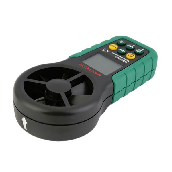 New Digital Anemometer Wind Speed Air Volume Measuring Meter LCD Display Brand New