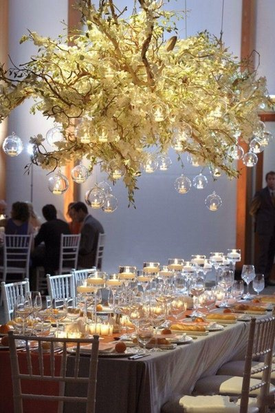 100pcs/lot Dia 4inch Hanging Tealight Holder Glass Globe Planter Terrarium Candle Holder Wedding Candlestick Vase Home Bar wedding Decor