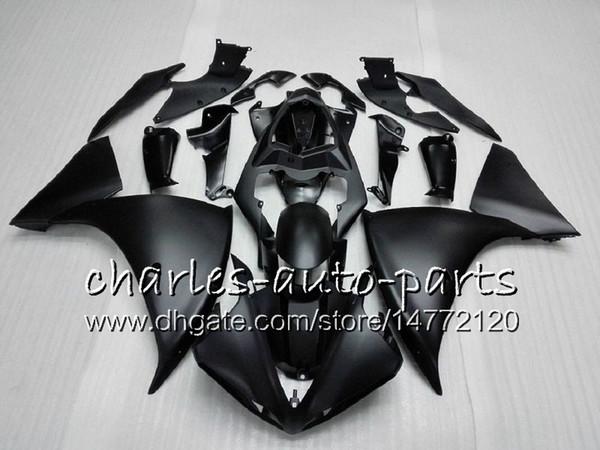No. 12 Matte black