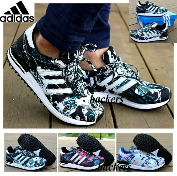 Original Adidas Zx700 Casual Shoes For Women Men ZX 700 Boost 3D Sneakers Originals Running Cheap Shoe Size 36 44 Orthopedic Shoes Womens Sandals From
