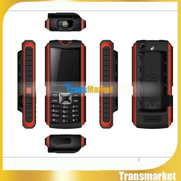 XP3400 Phone With Power Bank Dual SIM Card Senior Flashlight Big Speaker 2.4Inch Phone PK Xiao cai X6 (Can Add Russian Keyboard)