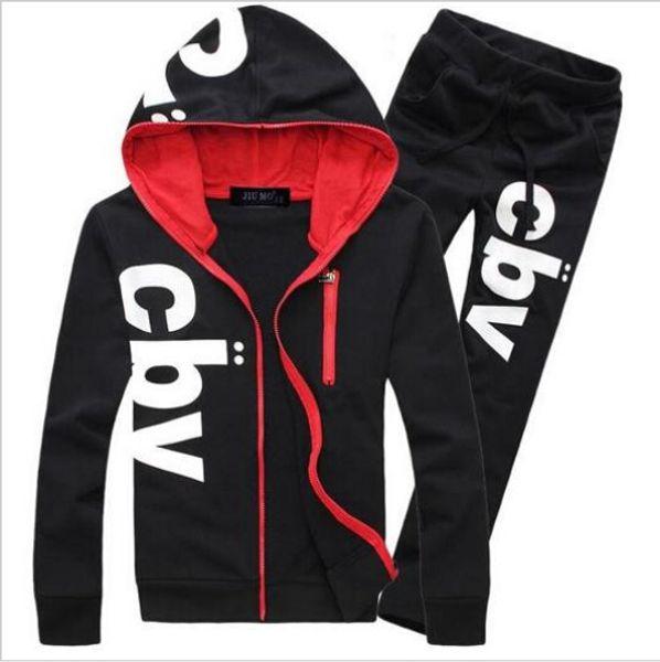 Wholesale-2016 New Arrivals Men Sportswear Autumn And Winter New Sport Suit Men Tracksuits Sweatshirts For Men Hip Hop Hoodies